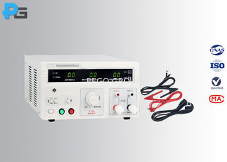 RK2678XM 32A Ground Resistance Test Equipment Comply To IEC60065 / IEC60950